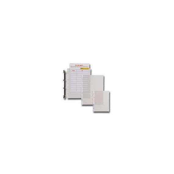 25 BUSTE FORATE 15X21-15 ERCOLE PVC SEI ROTA