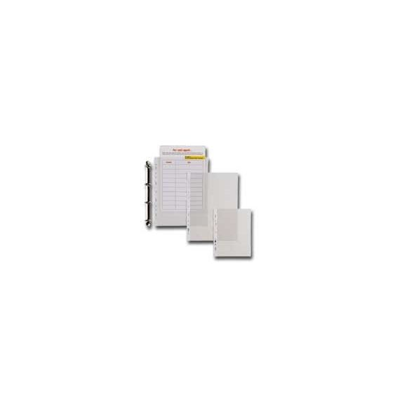25 BUSTE FORATE 23X33-15 ERCOLE PVC SEI ROTA