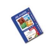CARTA INKJET A4 190GR 50FG COLOR PHOTO SATINATA 8106 AS MARRI