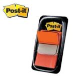 SEGNAPAGINA POST-IT 680-4 ARANCIO 25.4X43.6MM 50FG INDEX