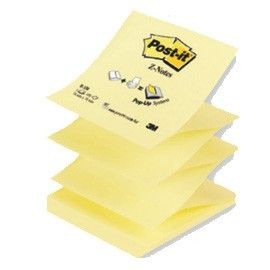 BLOCCO 100fg Post-it 76x76mm