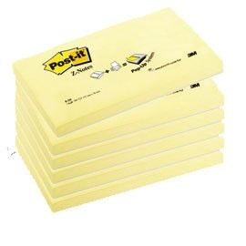 BLOCCO 100fg Post-it 76x127mm