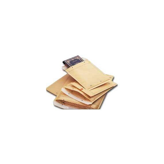 10 BUSTE IMBOTTITE GOLD CD 18X16CM UTILE AVANA