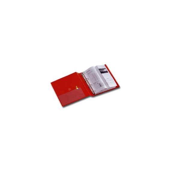 RACCOGLITORE STELVIO 16 A4 4R NERO 22X30CM (A4)