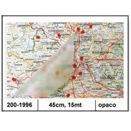 PLASTICA ADESIVA DC-FIX 45CM X 15MT TRASP. OPACO