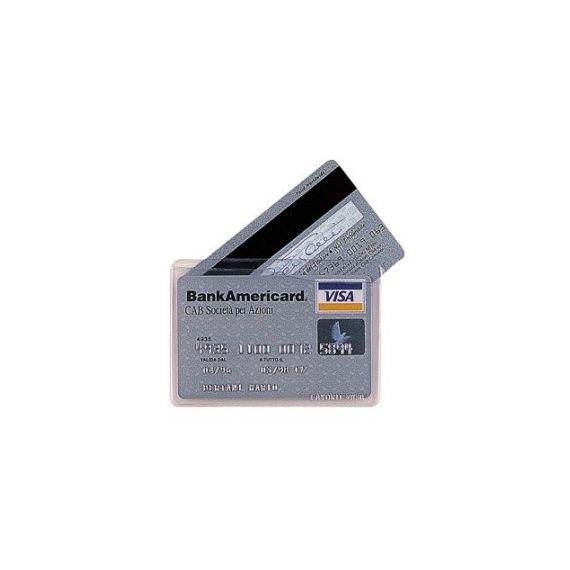 50 CUSTODIE SALVA CARDS 02/7830 95X65MM