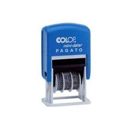 TIMBRO DATARIO + E-MILED S160/L4 AUTOINCHIOSTRANTE COLOP