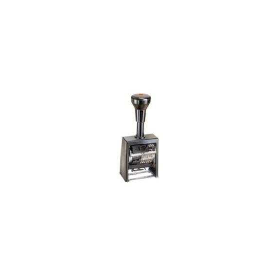 TIMBRO NUMERATORE AUTOMATICO B6K 6 COLONNE 4,5MM REINER