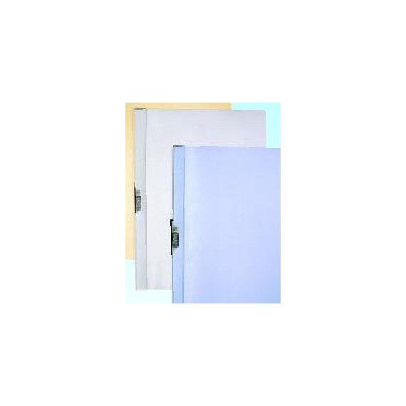 CARTELLINA PVC C/MOLLA DORSO 5 GRIGIO SPRING FILE 22X31 1