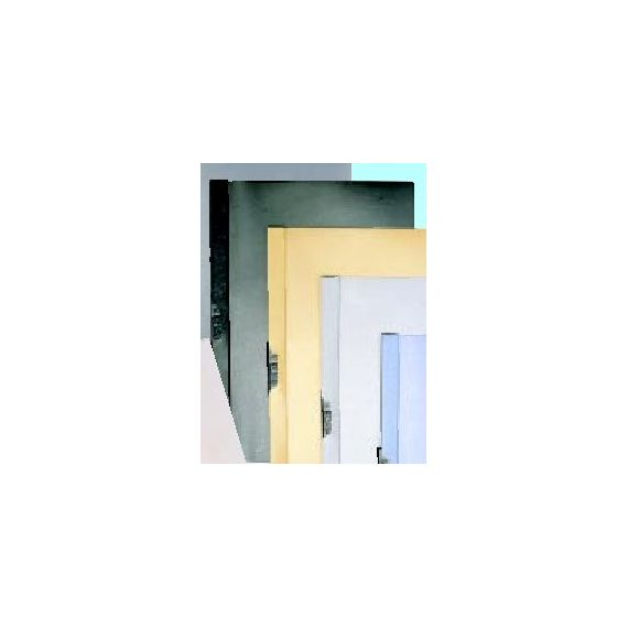 CARTELLINA PVC C/MOLLA DORSO 5 NERO SPRING FILE 22X31