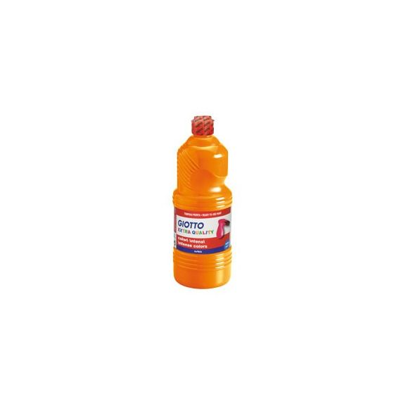 TEMPERA PRONTA GIOTTO 1000ML ARANCIO