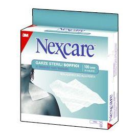 100 GARZE STERILI SOFFICI NX1 (4BSX25GARZE) NEXCARE