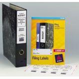 Etichetta adesiva L7171 bianca coprenti 25fg A4 200x60mm (4et/fg) Avery
