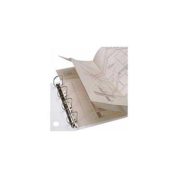 SCATOLA 25 BANDELLE ADESIVE ARCHIVIAZIONE 295MM 8804