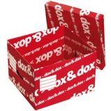 SCATOLA CON COPERCHIO DOXDOX 39,5X28X35,5