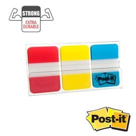BLISTER 66 POST-IT INDEX STRONG 686-RYB 25X38MM COLORI CLASSICI