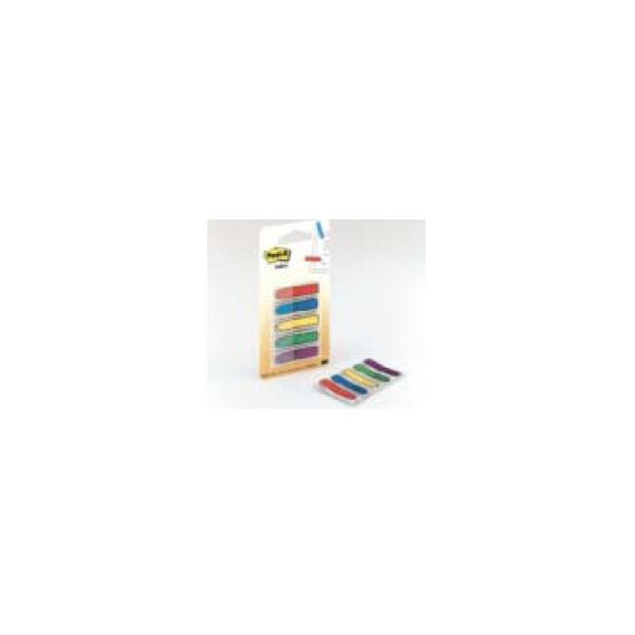 MINISET 100 POST-IT INDEX 684-4ARR1EU FORMATO FRECCIA