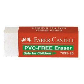 BOX 20 GOMME FABER-CASTELL 7095-20 PER MATITA