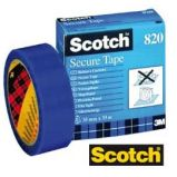 NASTRO ANTIEFFRAZIONE BLU SCOTCH 820-3533-S 35MMX33MT 3M