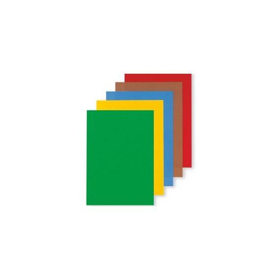100 COPERTINE VIDEO A4 R20 180MIC GIALLO