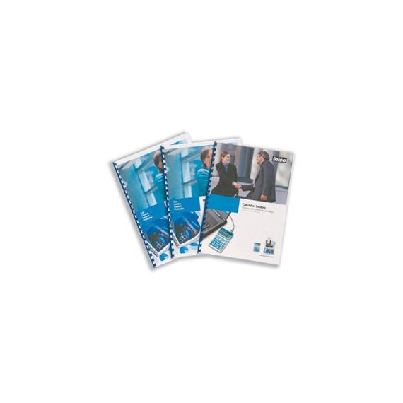 100 COPERTINE HI-CLEAR 150MIC A4 TRASPARENTE NEUTRO