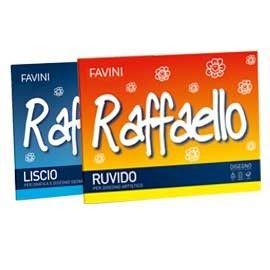 ALBUM RAFFAELLO 240X330MM 100GR 20FG LISCIO
