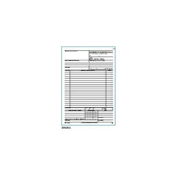 DDT SNAP 3 COPIE AUTORIC. 100FG 29,7X21CM E9029