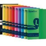 Carta RISMALUCE SMALL A4 200gr 50fg verde 60 FAVINI