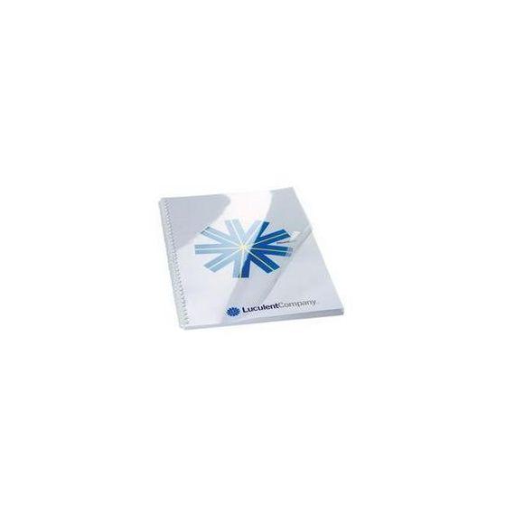 100 COPERTINE HI-CLEAR 200MIC A4 TRASPARENTE NEUTRO