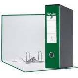 REGISTRATORE EUROFILE G53 VERDE DORSO 8CM F.TO COMMERCIALE
