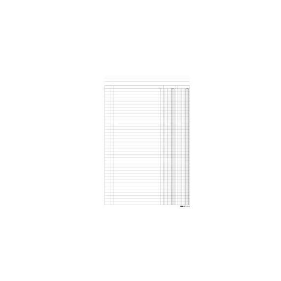 REGISTRO A 2 COLONNE 100PAG. 31X24CM E2763