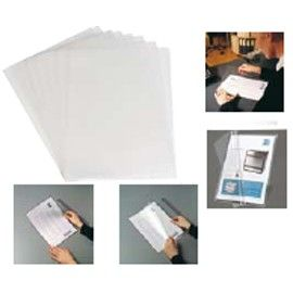 10 POUCHES A FREDDO SELF LAMINATING PPL 16x22,2CM A5 - 11042 3L