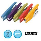 CUCITRICE A PINZA RAPID S51 SOFT GRIP ROSSO
