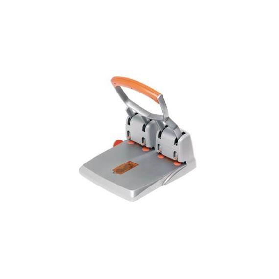PERFORATORE 4 FORI MAX 150FG RAPID HDC150/4 GRIGIO/ARANCIO