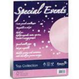 Carta metallizzata SPECIAL EVENTS A4 20fg 120gr bianco FAVINI