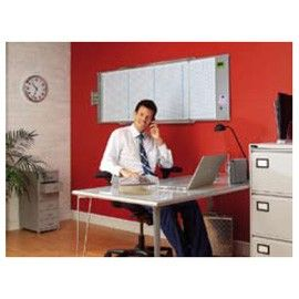 PERFORMANCE PLUS PLANNING GANTT MAGNETICO ANNUALE 60X185CM