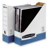 PORTARIVISTE 80X300X220MM BANKERS BOX SYSTEM