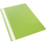 CARTELLINA PPL CON FERMAFOGLI 21X29,7 VERDE REPORT FILE ESSELTE