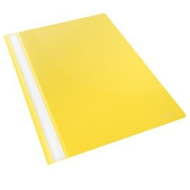CARTELLINA PPL CON FERMAFOGLI 21X29,7 GIALLO REPORT FILE ESSELTE
