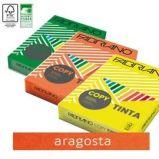 CARTA COPY TINTA A4 80GR 500FG COL.FORTI ARAGOSTA