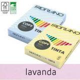 CARTA COPY TINTA A4 80GR 500FG COL.TENUE LAVANDA