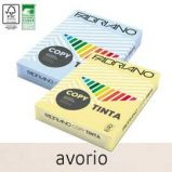 CARTA COPY TINTA A4 80GR 500FG COL.TENUE AVORIO