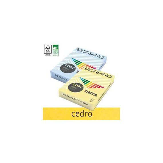 CARTA COPY TINTA A4 80GR 500FG COL.TENUE CEDRO