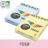 CARTA COPY TINTA A4 80GR 500FG COL.TENUE ROSA