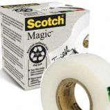 PACK 9 ROTOLI SCOTCH MAGIC 900 19X33 INVISIBILE ECOLOGICO