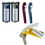 SCATOLA 6 PORTACHIAVI KEY CLIP ASSORT. DURABLE