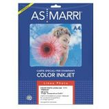 CARTA INKJET A3 180GR 50FG PHOTO LUCIDA 8104 AS MARRI