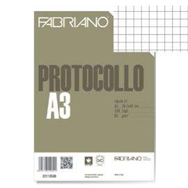 PROTOCOLLO A4 4MM 200FG 60GR FABRIANO