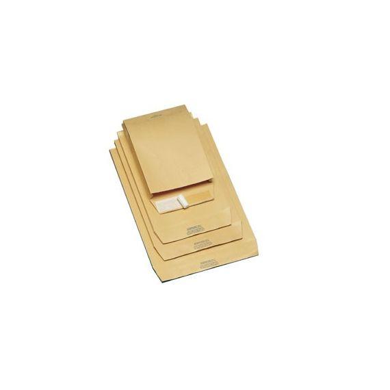250 BUSTE SACCO AVANA 120GR 300X400X40MM C/SOFFIETTI STRIP MONODEX