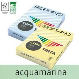 CARTA COPY TINTA A3 80GR 250FG COL.TENUE ACQUAMARINA